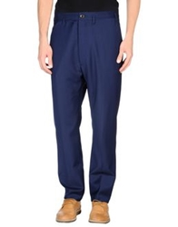 Vivienne Westwood Man Casual Pants Dark Blue