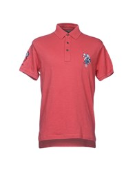U.S. Polo Assn. U.S.Polo Topwear Shirts Red