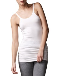 T By Alexander Wang Long Jersey Tank Heather Grey Medium 8 10