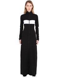 Fenty X Puma Zip Up Knit Maxi Dress