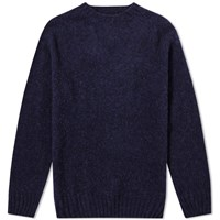 Howlin' Birth Of The Cool Crew Knit Blue
