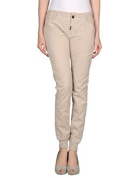 Toy G. Casual Pants Beige
