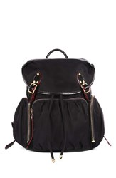 M Z Wallace Mz Wallace 'Marlena' Bedford Nylon Backpack Black