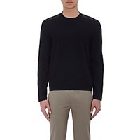 Theory Men's Nordan Sweater Black Blue Black Blue