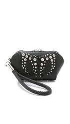 Alexander Wang Runway Chastity Makeup Pouch Black