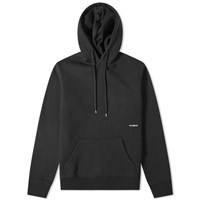 Soulland Logic Wallance Logo Hoody Black