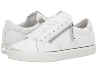 Kennel Schmenger And Town Satin Lace Sneaker White Calf Lace Up Casual Shoes