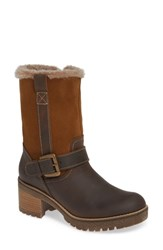 Bos. And Co. Maine Waterproof Boot Espresso Oil Suede