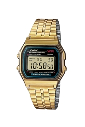 Topshop Casio Classic Leisure Watch Gold