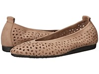 Arche Lilly Grigio 1 Women's Flat Shoes Neutral