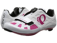 Pearl Izumi Elite Rd Iv White Pink Punch Women's Cycling Shoes Multi