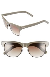 Men's Jack Spade 'Snyder' 54Mm Sunglasses Gray