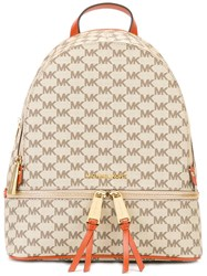 Michael Michael Kors Rhea Backpack Brown
