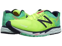New Balance 1500V3 Lime Glo Vivid Jade Dark Denim Women's Running Shoes Yellow
