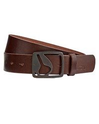 Nixon Brown Icon Cut Out Ii Belt