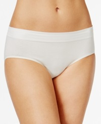 Jockey Cotton Seamless Hipster 2081 Ivory Pear