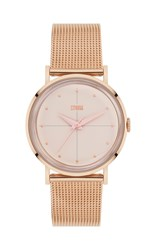 Storm Chelsi Rose Gold Watch Rose Gold