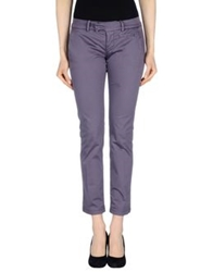 Dondup Casual Pants Mauve