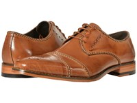 Stacy Adams Talbot Tan Lace Up Cap Toe Shoes