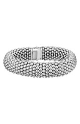 Lagos Women's Wide Caviar Tm Rope Bracelet Online Only Silver Gold