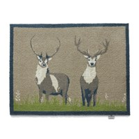 Hug Rug Country Collection Door Mat Deer