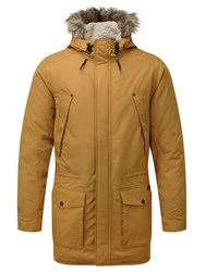 Craghoppers Men's Argyle Waterproof Insulating Parka Orange