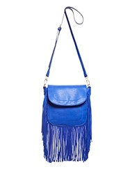 Urban Originals Blow With The Wind Crossbody Bag Compare At 120 Electric Blue