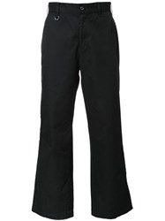 Guild Prime Wide Leg Trousers Black