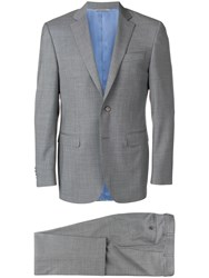 Canali Tailored Suit Grey