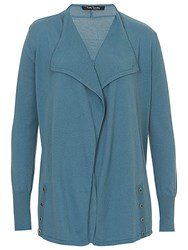 Betty Barclay Long Edge To Edge Cardigan Mint