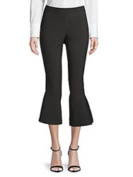 Saks Fifth Avenue Casual Ankle Pants Black