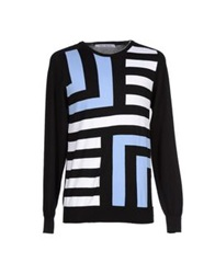 Frankie Morello Sweaters Black