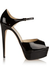 Brian Atwood Tribeca Patent Leather Pumps