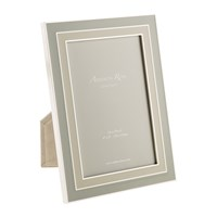 Addison Ross Manhattan Dove Pebble Photo Frame 4X6