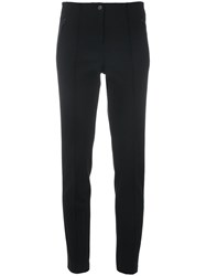 Cambio Skinny Trousers Black