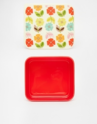 Gifts Mid Century Poppy Lunch Multi