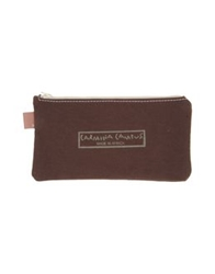 Carmina Campus Pouches Black
