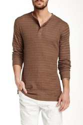 O'neill Cape May Thermal Henley Brown