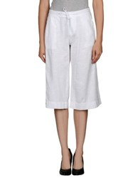 James Perse Standard Trousers 3 4 Length Trousers Women