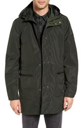 Native Youth Men's Squadron Jacket With Detachable Gilet
