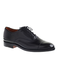 J.Crew Ludlow Balmoral Shoes Black