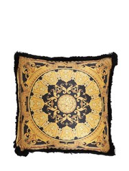 Versace Le Petit Dome Baroque Pillow Gold