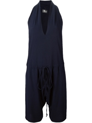 Lost And Found Halterneck Playsuit