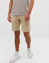 Lyle And Scott Chino Shorts In Stone