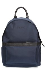 Ted Baker 'S London Radio Backpack Blue Navy