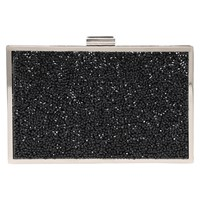 Miss Kg Toni Clutch Bag Black