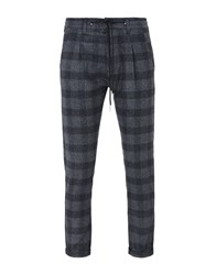 8 Trousers Casual Trousers Grey