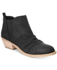 Report Drewe Ankle Booties Women's Shoes Black