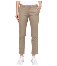 Volcom Frochickie Pants Khaki Women's Casual Pants