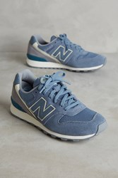 Anthropologie New Balance 696 Winter Seaside Sneaker Slate